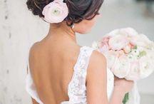 hair style bride