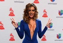 2014 Latin Grammy Awards / The 15th annual Latin Grammy Awards at the MGM Grand Garden Arena in Las Vegas.  Read more: http://www.upi.com/News_Photos/News/2014-Latin-Grammy-Awards/fp/8711/#ixzz3Jif1fYVL