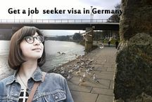 Germany Job Seeker / Germany is seventh most visited country in the world , Germany has a low level of corruption,social market economy with a highly skilled force. Germany offer free education system .Technically skilled workers are in great demand and has opportunity to discover new professional perspective.Germany job seeker visa is for foreign national who intend to work in Germany.