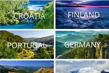 Travel ideas - Europe