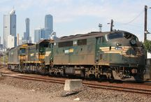 Vechicle - railroad