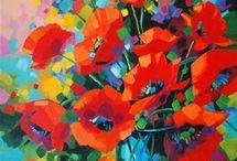 Poppies / ...