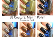 Men who use nail polish