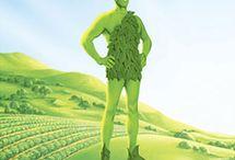 Zen Green Things / by ZenPrint: Your Brand Enlightened