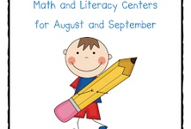 Math Centers / by Cacey Miles