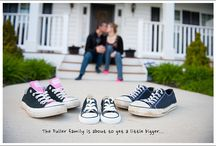Pregnancy Announcement / by Christina Tallant