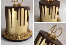 dad 70th cake