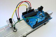 Robots, Arduino, Rasperry Pi