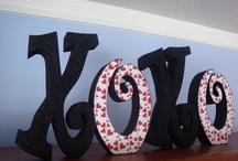 Valentine's / by Alyson Gordon-Smith