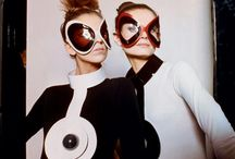 Sixties / années 60 / Histoire des Arts + les 3 domaines des arts appliqués / by Valérie WINTZ