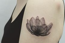 tatto lotus flower