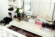 Makeupopbevaring