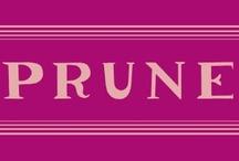 Prune - New York
