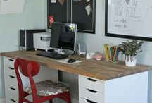 Desk / Desk inspiration to success in life