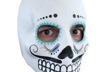 máscaras catrinas