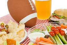 Healthy Football Eats / by Ami Allison