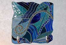 mosaic slab