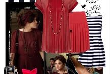 Aria Montgomery Fashion Inspiration