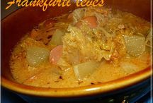 Ehető - leves