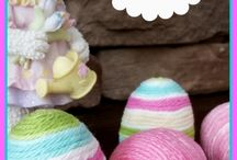 Easter Decor / by The Blog Helper