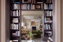 bookshelves / by Kate Neary