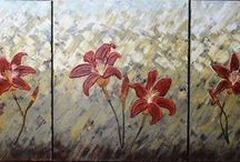 Flower painting / All about flowers
