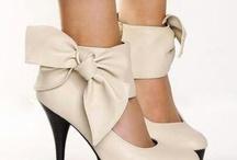 Shoe closet / by Jessica Violet