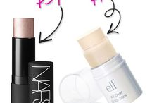 Drugstore Makeup Dupes / Drugstore Makeup Dupes