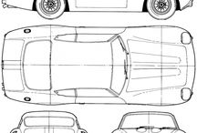 Car Blueprints
