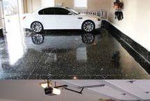 Basement & Concrete Floor
