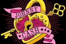 Ode to Johnny Cash / by Rosie Altamirano-Habing