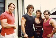 Легенды бодибилдинга (Legends of bodybuilding) / Об известных людях в бодибилдинге (About famous people in bodybuilding).