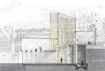 04.A-expression-Sketch / 스케치,sketch,건축물,투시도,perspective