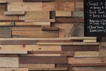 tembok kayu