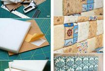 Projeto DIY - Cabeceira