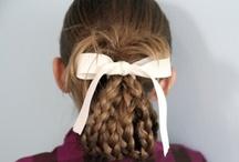 hair do's for Mary-Martha / by Kara Catlett