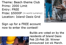 IO Contests WIN $ / Building Contest Rules/ Design contest Rules