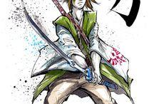 Zelda / Tudo The Legend of Zelda