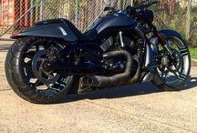 Harleysite #Repost @bullets.bikes.cars Custom #VROD Spotted At @dgdcustom #BulletsBikesCars