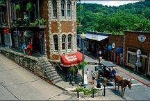 Eureka Springs! / by Andrea Bricker