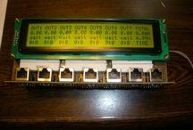 Ηλεκτρονικές  κατασκευές / Ηλεκτρονικές κατασκευές φτιαγμένες  με μερακι