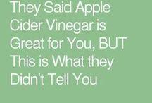 health vinegar