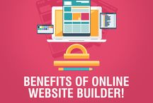Website Builder / Website creation tools, knowledge and services