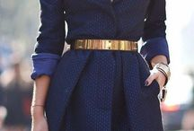 Serious dresses