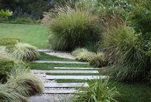 ogród nawierzchnie