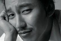 Kim Nam Gil 김남길 / by mikimiki