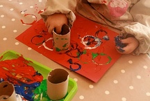 KIDS CRAFTS / by Betty Egerton