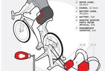 Cycles / The wonderful world of pedal power - it's not just a bicycle, but all things to all men !