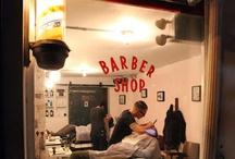 barber / by Tooru Kadowaki