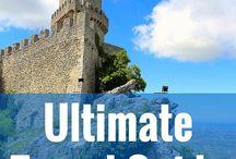Travel Europe: San Marino / Inspiration for your upcoming trip to San Marino.